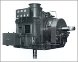 Image : Angle drive reduction gear with Hydraulic clutch