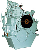 Image : Marine Gear for Low-speed Engine